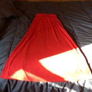 Joe b juniors maxi skirt